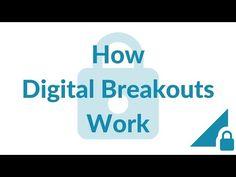 How Digital Breakouts Work Breakout Edu, Breakout Game, Breakout Boxes, Technology Hacks, Digital Technology, Escape Room Design, Escape The Classroom, Kid Dates, Whole Brain Teaching