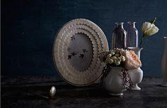Tablescape Idea: Vintage Tea Party | B-Inspired | BHLDN