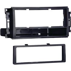 Metra 99-6511 2007 & Up Chrysler Sebring/Neon/Jeep Wrangler/Dodge Single-DIN Installation Kit