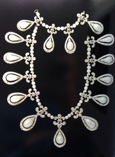 Pearl and Diamond necklace owned by the Grand Duchess Vladimir