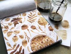 November 30 Day Sketch a day Challenge.