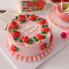 January 03 2020 at Beautiful Birthday Cakes, Beautiful Cakes, Mini Cakes, Cupcake Cakes, Cupcakes, Rodjendanske Torte, Simple Cake Designs, Pastel Cakes, Frog Cakes