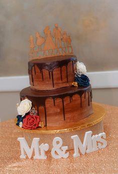 Decadent Cakes, Wedding Cakes, Desserts, Food, Wedding Gown Cakes, Tailgate Desserts, Deserts, Essen, Cake Wedding