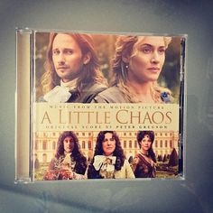 """The soundtrack of Alan Rickman's costume drama """"A Little Chaos"""" (a.k.a. """"The King's Gardens"""") was written by the then 27-year old (!) British cellist and composer Peter Gregson. Gregson has some other CDs that I ordered but it's his only soundtrack so far. Damn! Where's the second director ready to hire him? Or does he not know that film music is the place to be these days?"""