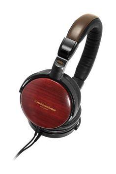 Audio Technica ATHESW9A Portable Wooden Headphones Audio-Technica,http://www.amazon.com/dp/B0030O0Q2U/ref=cm_sw_r_pi_dp_whNIsb1C0ESK5WAK   -     headphones, wood, music.      lj