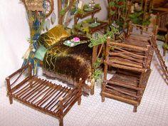Faerie Furniture ☽☯☾magickbohemian