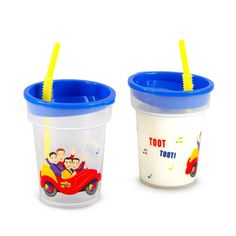 The+Wiggles+Tumbler from BirthdayExpress.com