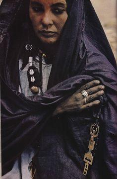 Tuareg_Algeria, August 1973