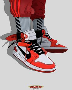 shoe wallpaper Streetwear on Behance ,