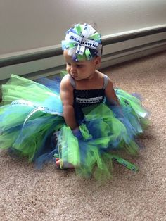 Seahawks Headband on Etsy, $10.00