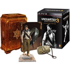 Uncharted 3: Drakes Deception Collectors Edition: Playstation 3: Video Games