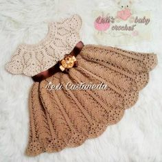 Crochet Baby Poncho, Bonnet Crochet, Pull Crochet, Crochet Baby Dress Pattern, Baby Girl Crochet, Crochet Baby Clothes, Baby Knitting Patterns, Baby Patterns, Free Crochet