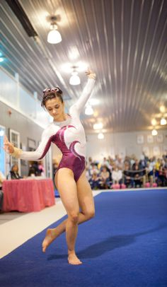 Guidelines for Getting Dressed for a Gymnastics Meet