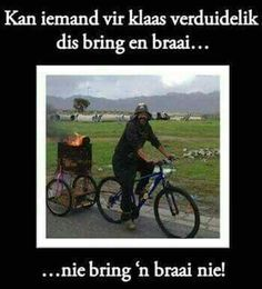 African Quotes, Afrikaanse Quotes, Funny Quotes About Life, Jokes Quotes, Twisted Humor, Laugh Out Loud, Cool Words, Positive Quotes, Laughter
