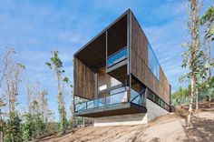 Gallery of Cortes House / WMR Arquitectos - 1