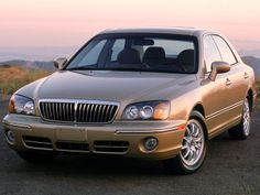 Hyundai XG North America '1998–2003