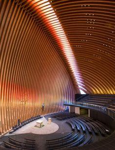 Galeria de Extensão da Catedral de Créteil / Architecture-Studio - 9                                                                                                                                                     Mais