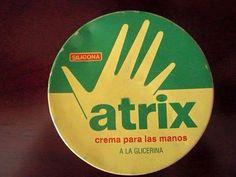 Hier smeerde mijn vader altijd zijn handen mee in als hij na het werk gedoucht had. Kon ik die handen nog maar eens voelen....