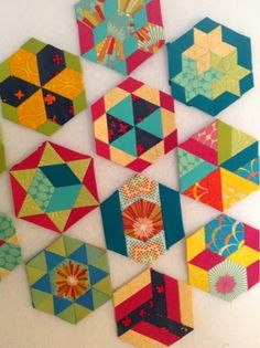 Periwinkle Quilting and Beyond: Progress with the EPP