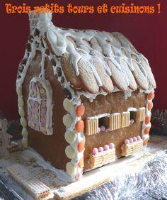 La Maison en pain d'épices d'Hansel et Gretel - Trois petits tours et cuisinons !