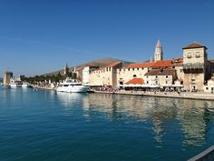 Trogir – carved from stone, baptized by fire