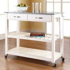kitchen island cart white. Kitchen Island With Granite Top Kitchen Island Cart White