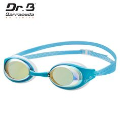 Barracuda Dr.B Optical Swim Goggle AQUAREVOL - Honeycomb-structured Gaskets for Adults #94690