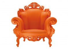 A 'royal' throne fit for a King!
