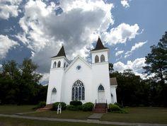 Tritnity United Methodist Church, Smoaks, South Carolina