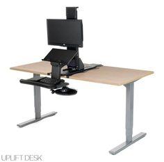 Perfect Standing Desk Converter Design: Buying Guides for Standing Desk Converter, Furniture