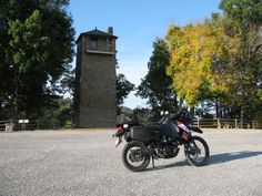 Shot Tower State Historical Park just off hwy 52 along the New River