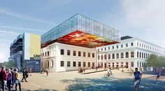 atelier thomas pucher wins university of graz library competition