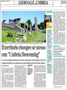 #turismo #Umbria #GiornaleUmbria