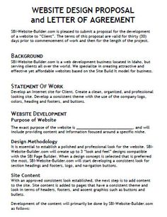 software development proposal template useful web design proposal resources tools and apps