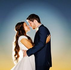 Pin for Later: The Best Celebrity Weddings of 2014! Jessa Duggar and Ben Seewald