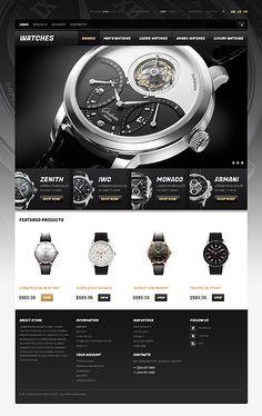 Prestashop Website Template #webdesign http://www.templatemonster.com/prestashop-themes/40733.html?utm_source=pinterest_medium=pin-board_campaign=product#