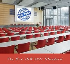 The New ISO 9001:2015 Workshop