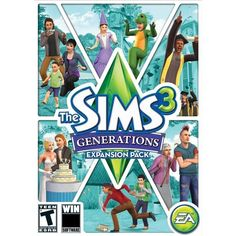 The Sims 3: Generations Expansion Pack Windows PC/Mac Game Download Origin CD-Key Global for only $14.95. #videogames #game #games #deal #deals #gaming #awesome #awesomeness #awesomesauce #cool #gamer #gamers #win #ftw