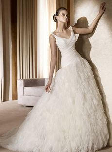 Go through all the dresses on this site,they have some really nice ones on here!!!