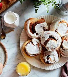 Perfectly Pillowy Cinnamon Rolls   King Arthur Baking Save Recipe, Roll Recipe, Bread And Pastries, King Arthur, Sweet Bread, Coffee Cake, Cinnamon Rolls, Just Desserts, Yummy Treats