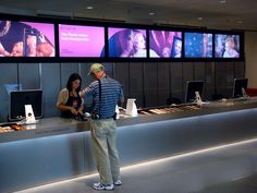 Dynamic digital signage. Find out more about digital signage here: http://www.visualsynergy.co.uk/digital-signage/