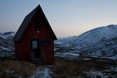emilyeverywhere: Unsere Hütte am Hatcher Pass Lodge