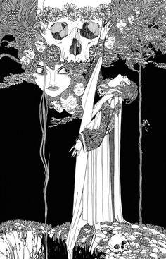 Hamlet, Prince of Denmark (pub.1922) by John Austen (English, 1886–1948)