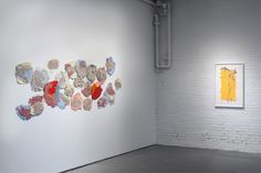 Installation view of MÉNAGE at PROTO Gallery