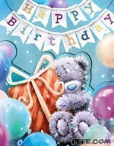 Alles Gute zum Geburtstag!