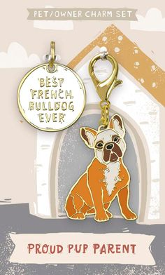 NEW Frenchton French Bulldog Boston Bull Terrier Frenchie Dog Wall Toy Figurine