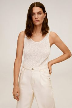 The Summer Trend to Buy Based on Your Zodiac Sign | The Everygirl Mango Outlet, Mango Tops, Summer Essentials, Mesh Dress, Manga, High Waisted Shorts, Sweaters For Women, Camisole Top, Casual