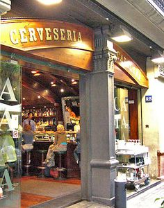 Best Tapas in Barcelona Takes no reservations, always heavy crowded Cerveseria Catalana Mallorca 236