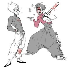 Garou and Metal Bat Saitama, Caillou, Metal Bat, One Punch Man Anime, Anime Art, Manga Anime, Cute Gay, Aesthetic Japan, Art Reference