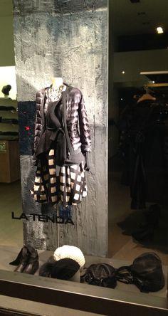 LA TENDA | via Mario Pagano   #ShopWindows #latendamilano #boutique #fall13 #FW13 #womenswear #MadeinItaly Shop Windows, Mario, Boutique, Store Windows, Boutiques